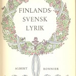 Finlandssvensk lyrik